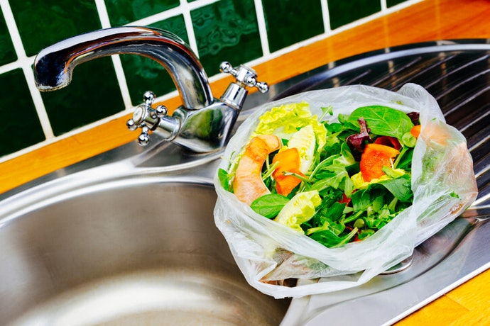 Compostable Bags Break Down Quickly and are Best if Potato-Based