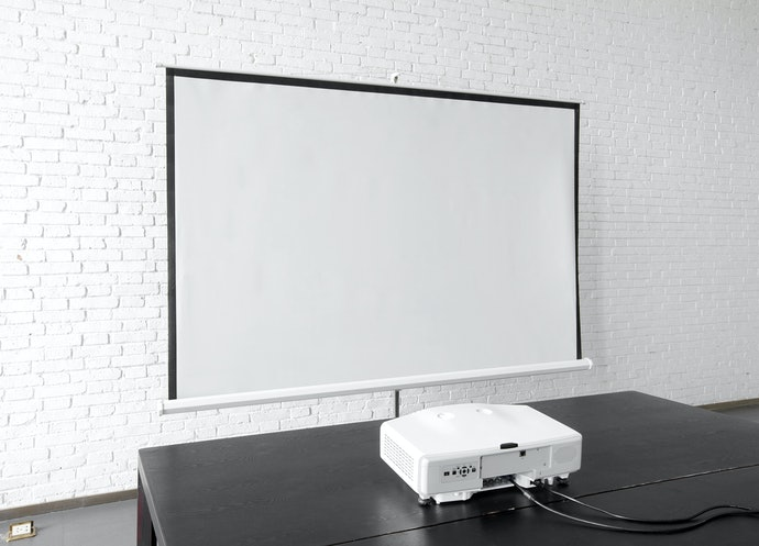 Give an Ultra Short Throw Projector a Go