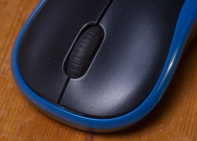 Grab a Mouse With Added Features Like Shortcut Keys