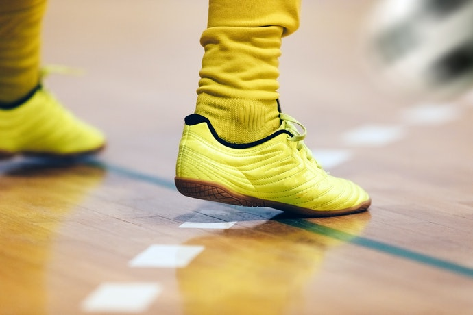 Go for Indoor Cleats That Can Pass as Sneakers