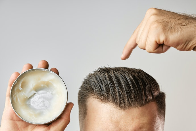 Pomades With Shine Finishes for Sleek, Strong Holds