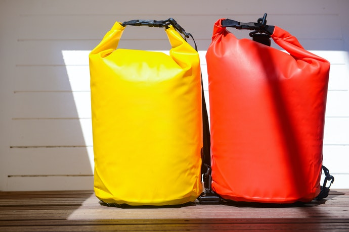 Wet and Dry Bags Are Fully Waterproof