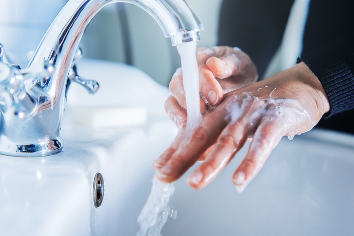 Wash Your Hands and Case Frequently