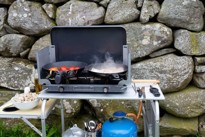 Wind Shields Are a Must Have for Larger Stoves
