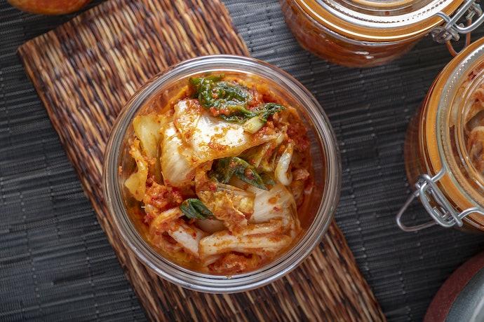 Choose from Uniquely Korean Flavors