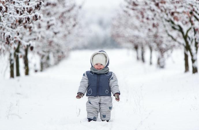 The Convenient Two-Piece Snowsuit