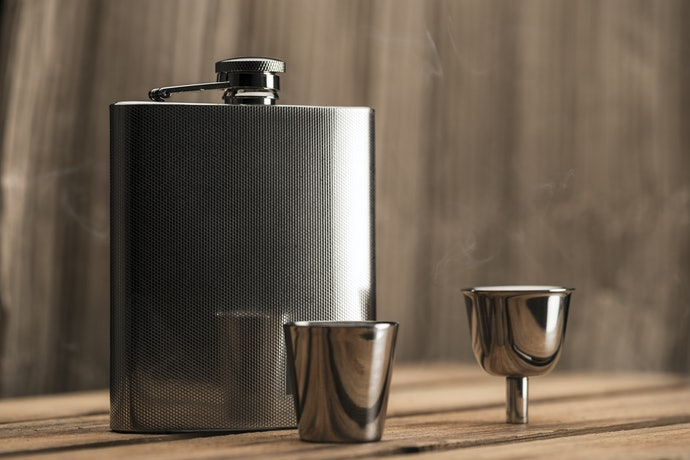 Opt for a Titanium Flask if You Need to Have the Best of the Best