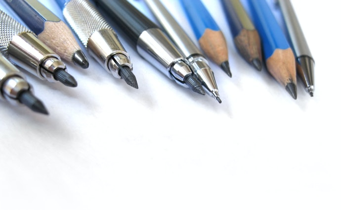 Opt for Mechanical Pencils That Can Use Different Sizes
