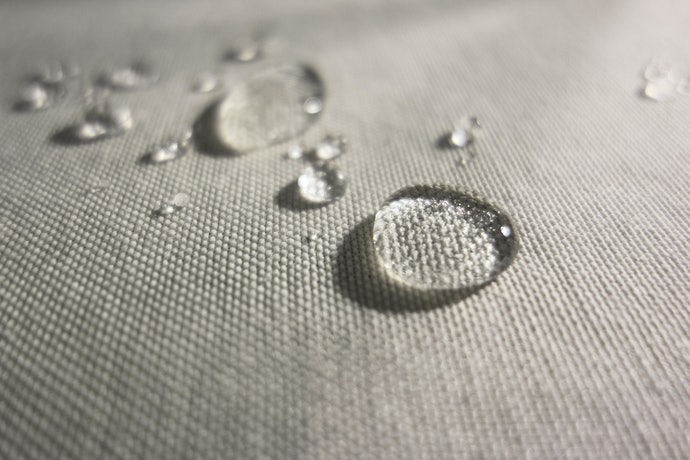 Choose a Product That's Water-Repellent