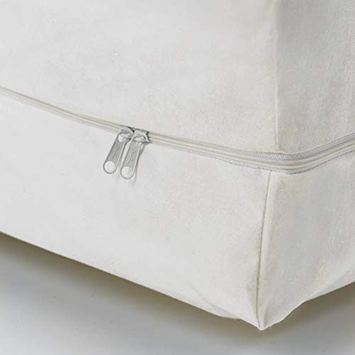 Zippered Protectors Offer Complete Protection