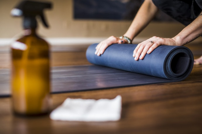 Ways to Clean Your Mat