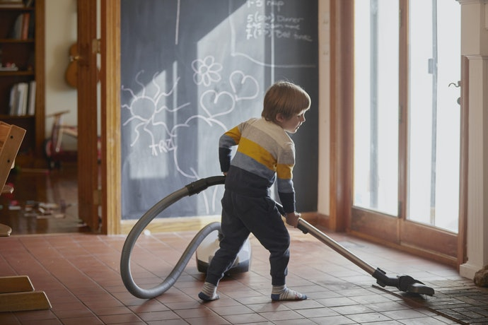 Consider the Vacuum's Ease of Use