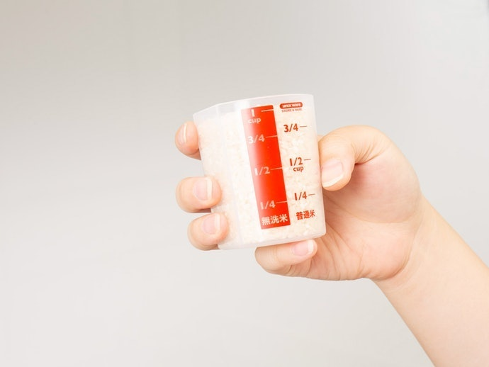 Look out for Automatic Measuring Cups
