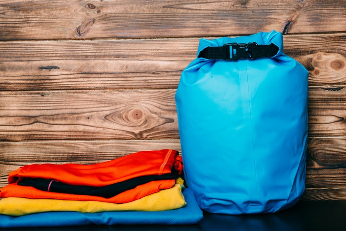 Get a Bag Big Enough For All of Your Gear