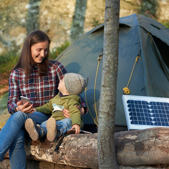 Find a Solar Panel That Matches Your Purposes