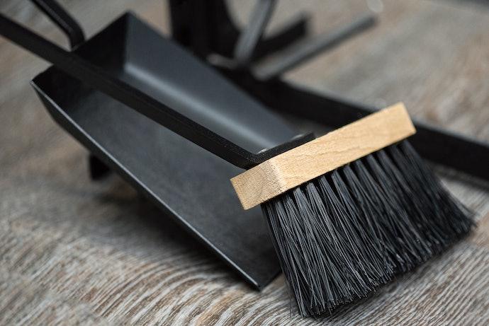 Check for a Broom and Shovel