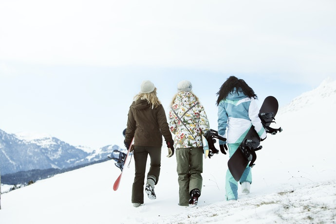 3-in-1 Jackets Are Suitable for All Weather Conditions