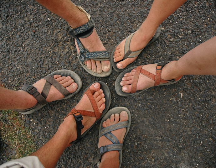 Purchase Hiking Sandals That Will Hold Your Foot in Place