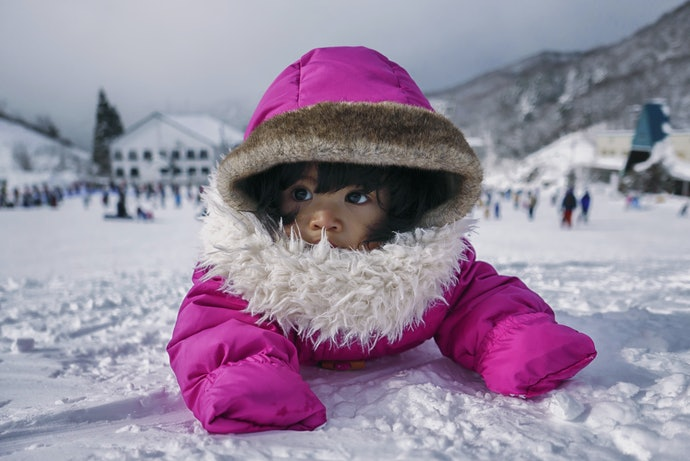 Consider Hooded Snowsuits