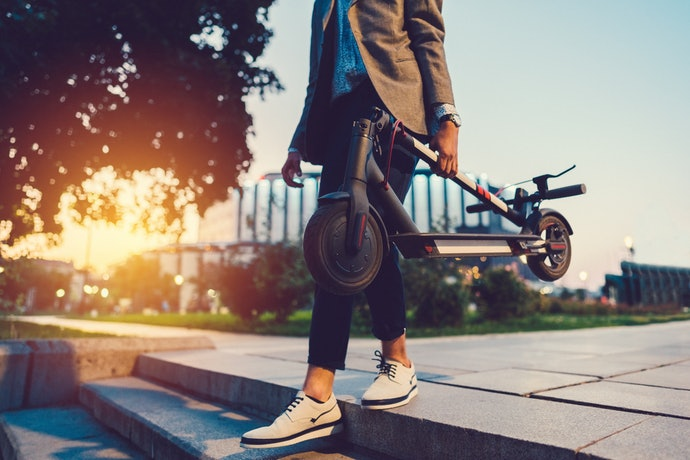 Choose a Foldable Kick Scooter to Transport it Easily