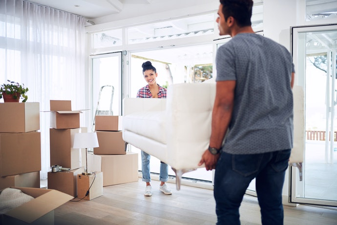 Consider the Delivery and How it Fits in Your Home