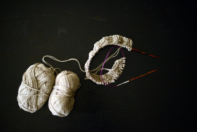 Circular Needles for Knitting in the Round