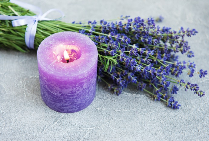 Ease Your Mind With Floral Scents