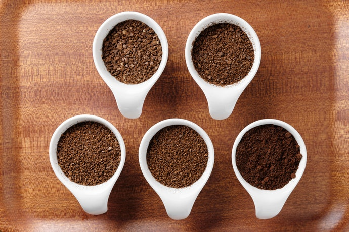 Grind Options for Different Brewing Methods