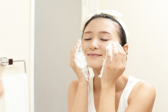 Regular Foaming Cleansers Work for Oily or Acne-Prone Skin