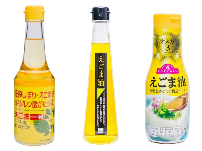 Japanese-made Oils Tasted the Best