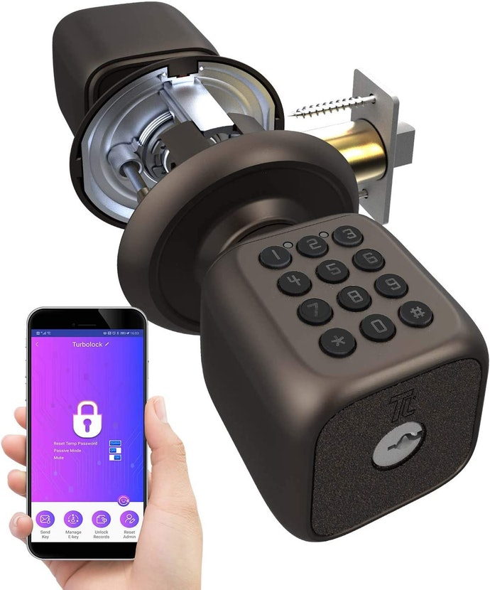Try Knob-Style Keyless Entry for the Entire House