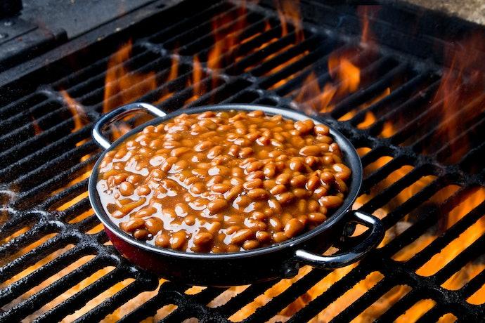 Plain or Seasoned Beans? Your Choice!
