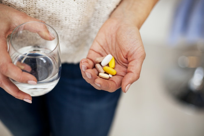 Consider a Multivitamin That Includes Vitamin D