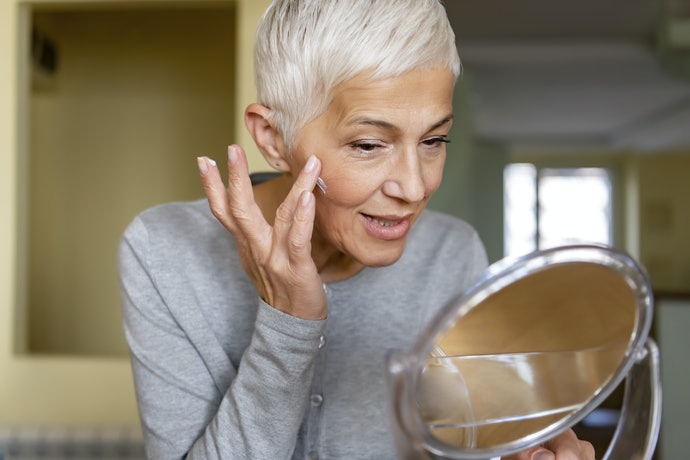 Look For Ingredients That Can Help With Wrinkles