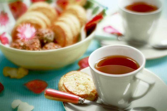 Go for Black Tea for an Energy Boost