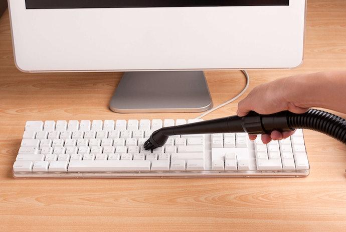 Handheld Vacuums and Blowers to Dislodge Deep-Set Stuff