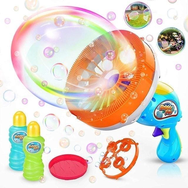 WisToyz Bubble Machine 1