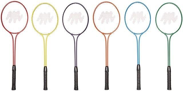 BSN Sports Badminton Racquet (Prism Pack) 1