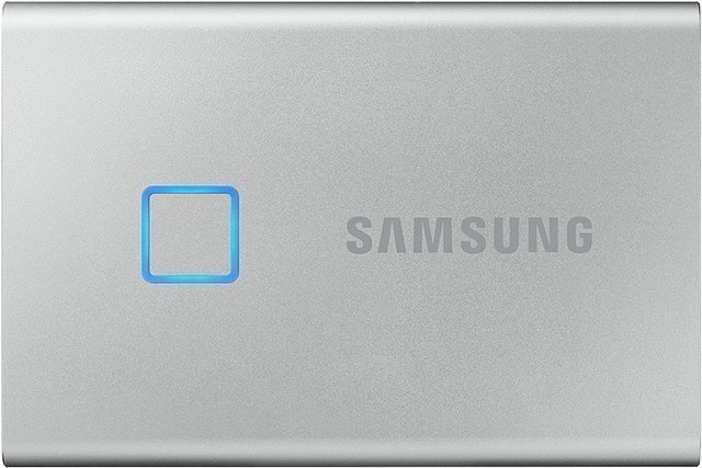 Samsung T7 Touch Portable SSD 1