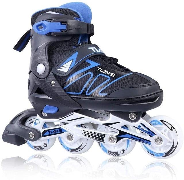 Zuwaos Adjustable Inline Skates 1