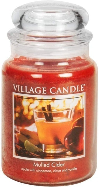 Village Candle Glass Jar Scented Candle 1