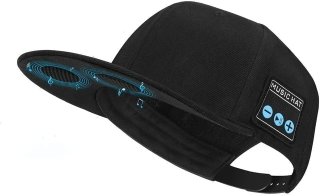 Edyell Hat with Bluetooth Speaker 1