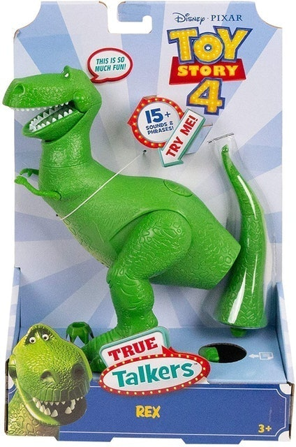 Toy Story True Talkers Rex 1