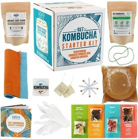 Top 10 Best Kombucha Starter Kits in 2020 (The Kombucha Shop, Craft A Brew, and More) 2