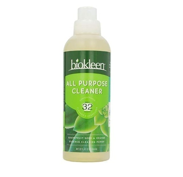 Biokleen All Purpose Cleaner, Super Concentrated 1