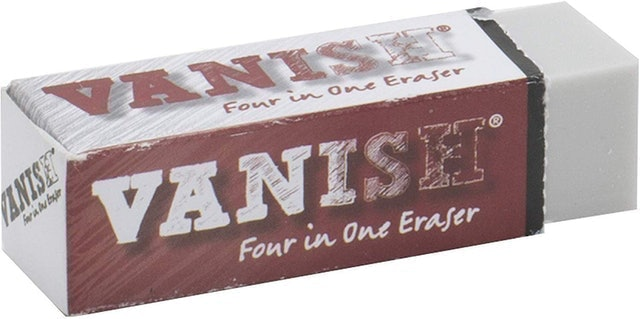 Acurit Vanish 4-1 Artist Eraser 1