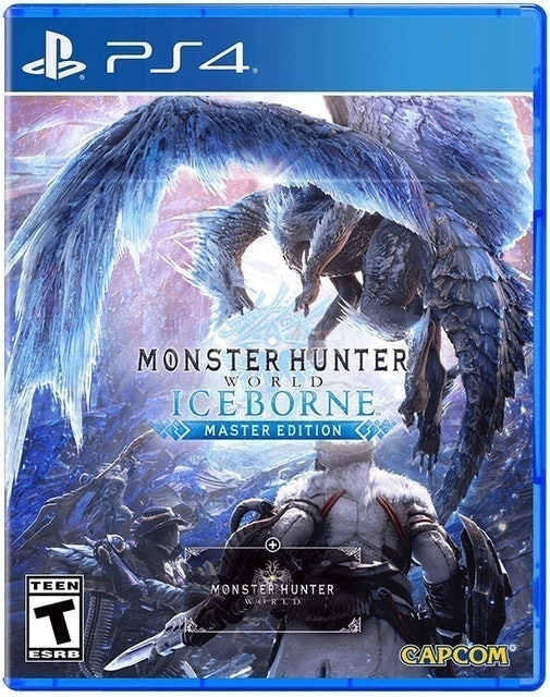 Capcom Monster Hunter World: Iceborne Master Edition 1