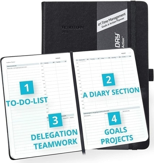 Action Day Weekly Planner 2021 1