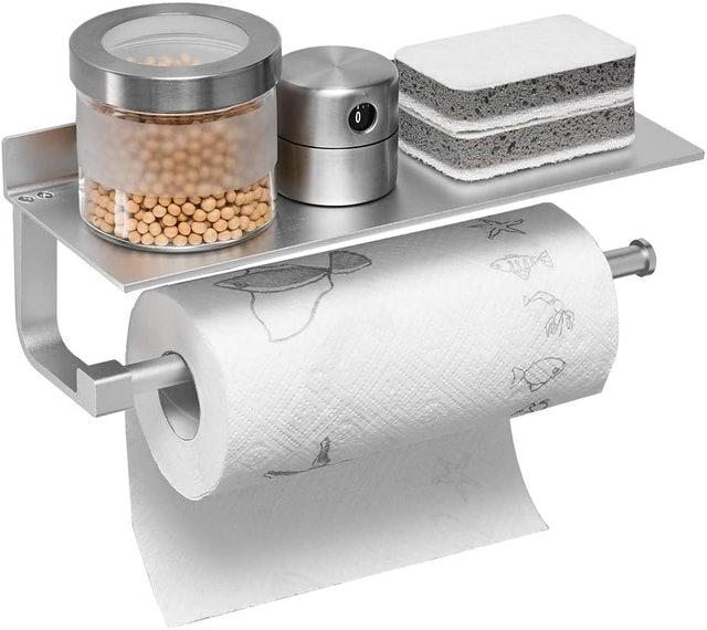 Besy Adhesive Paper Towel Holder 1