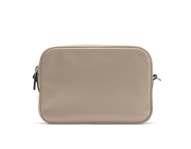 Leatherology Convertible Meadow Double Zip Camera Bag 1